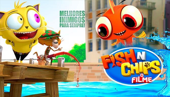 Fish N Chips - Melhores Inimigos Para Sempre