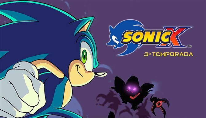 Sonic X - 3ª Temporada