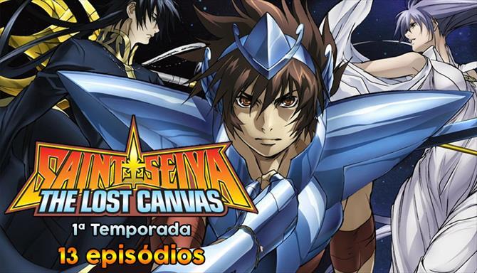 Saint Seiya - The Lost Canvas - 1ª Temporada