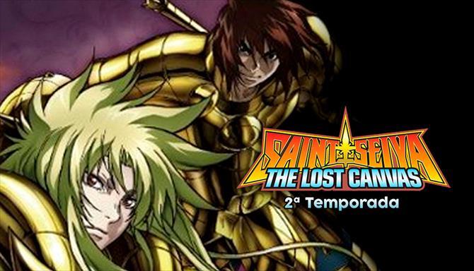 Saint Seiya - The Lost Canvas - 2ª Temporada