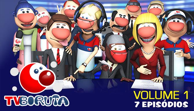 TV Biruta - Volume 1