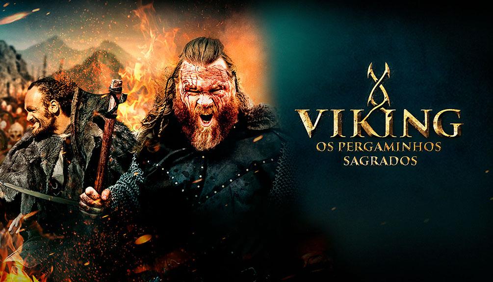 Viking - Os Pergaminhos Sagrados