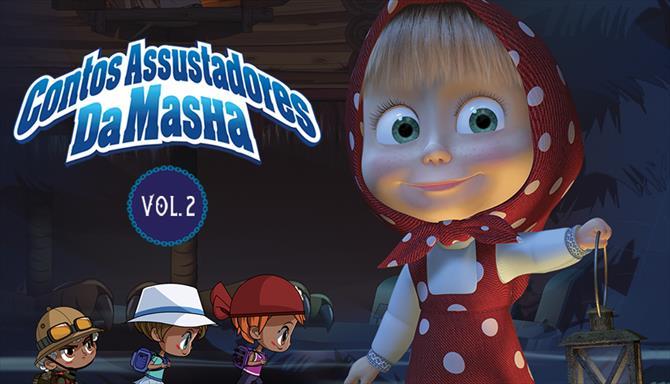 Contos Assustadores da Masha - Volume 2