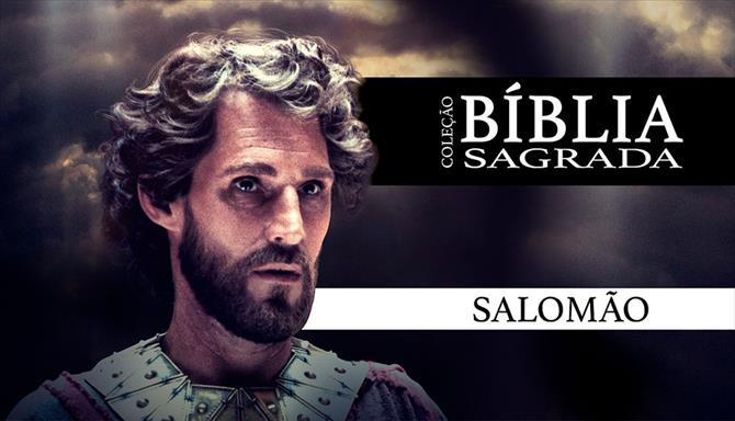 Coleção Bíblia Sagrada - Salomão