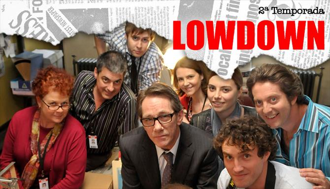 Lowdown - 2ª Temporada