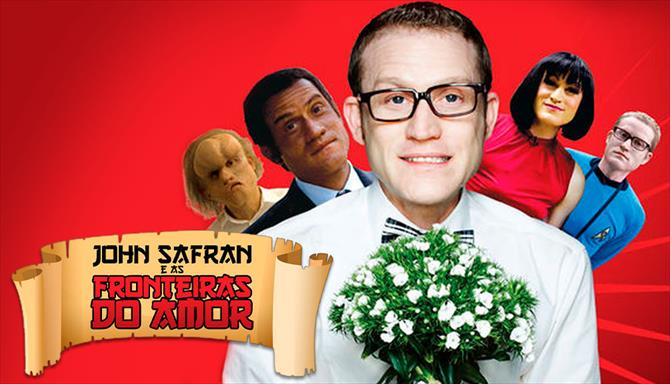 John Safran's e as Fronteiras do Amor - 1ª Temporada