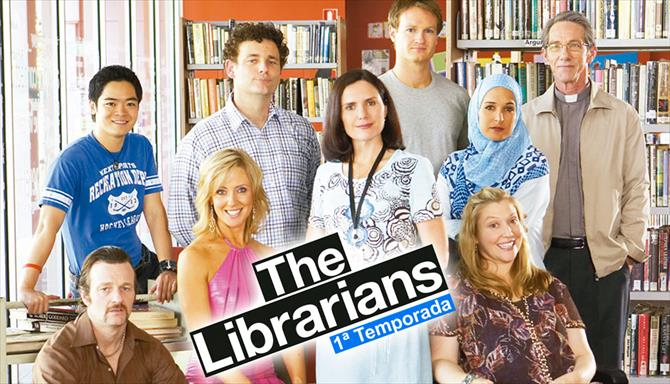The Librarians - 1ª Temporada