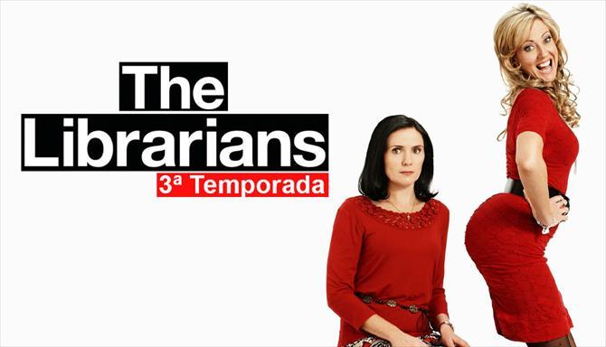 The Librarians - 3ª Temporada