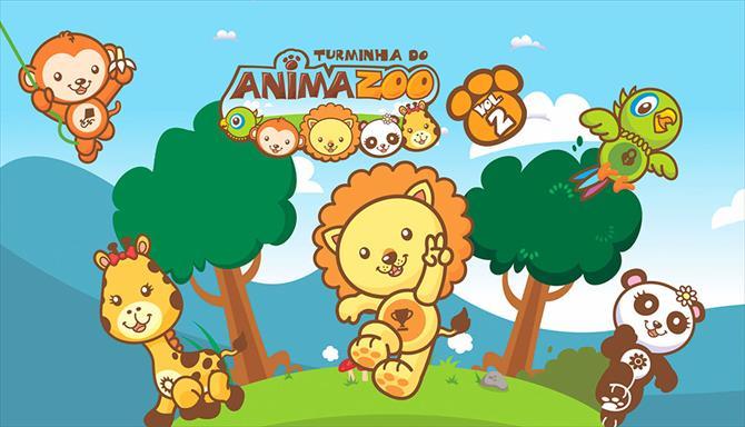Turminha do Animazoo - Volume 2 - Completo