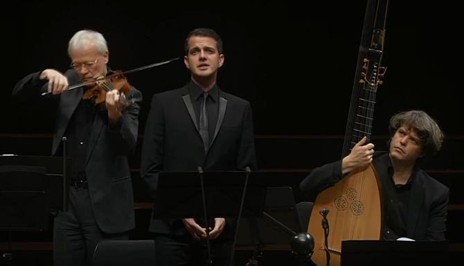 Paavo Järvi Conduz a Orquestra de Paris com JorgeLluis Prats