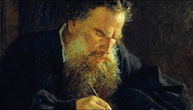 A Questão Com Tolstói