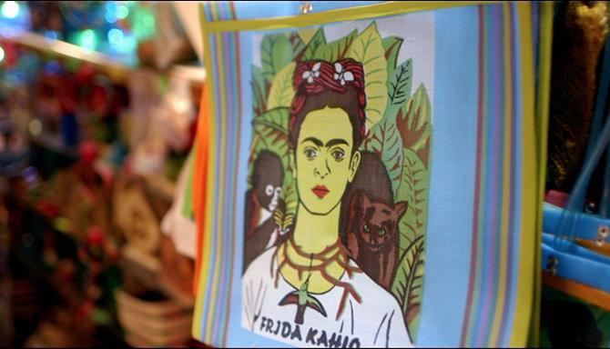 Em Busca de Frida Kahlo