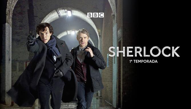 Sherlock - 1ª Temporada