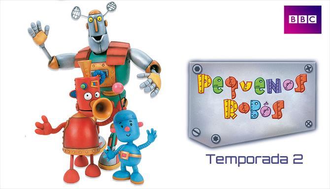 Pequenos Robôs - 2ª Temporada