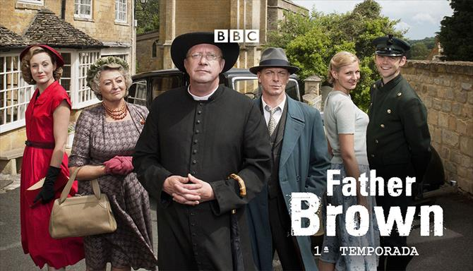 Father Brown - 1ª Temporada