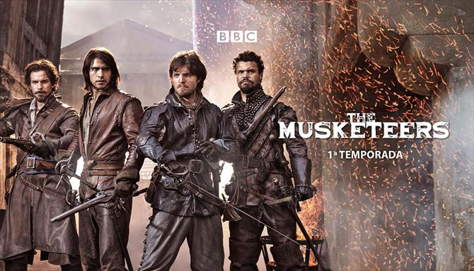 The Musketeers - 1ª Temporada