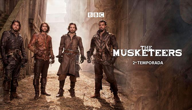The Musketeers - 2ª Temporada