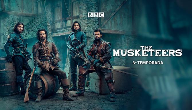 The Musketeers - 3ª Temporada