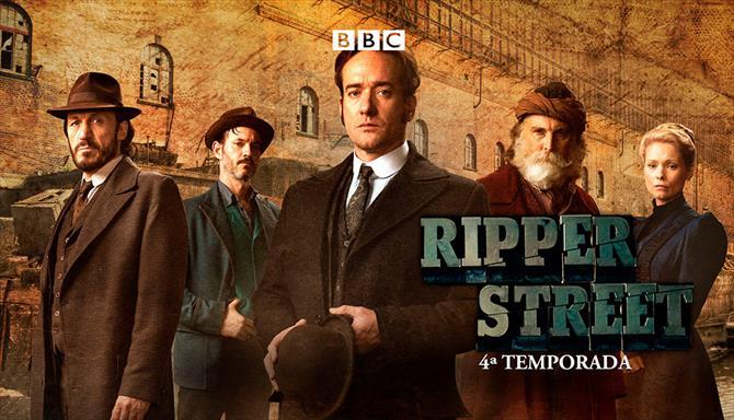 Ripper Street - 4ª Temporada
