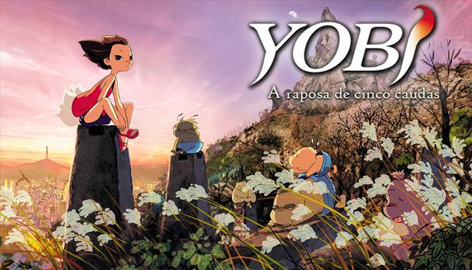 Yobi, a Raposa de Cinco Caudas