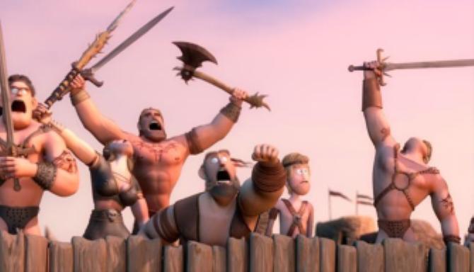Ronal - O Bárbaro