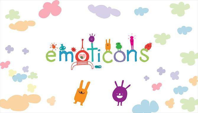 Emoticons - A Felicidade de Karen