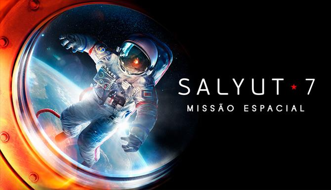 Salyut 7 - Missão Espacial