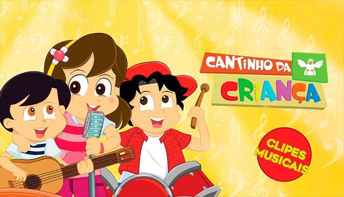 Cantinho da Criança - Clipes Musicais