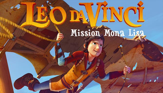 Leo Da Vinci - Mission Mona Lisa