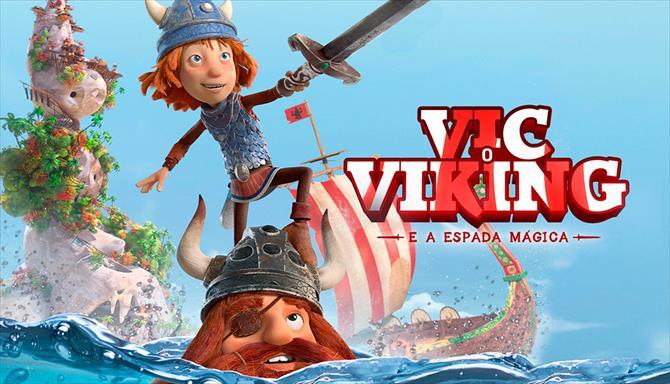 Vic o Viking e a Espada Mágica