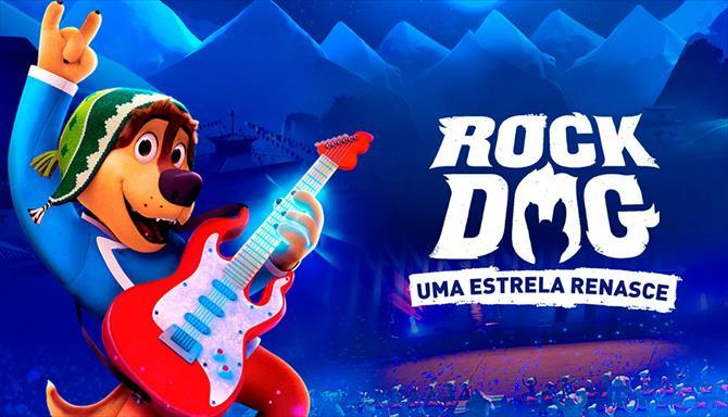 Rock Dog - Uma Estrela Renasce