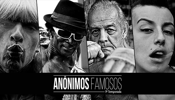 Anônimos Famosos - 1ª Temporada