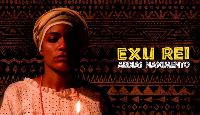 Exu Rei – Abdias Nascimento