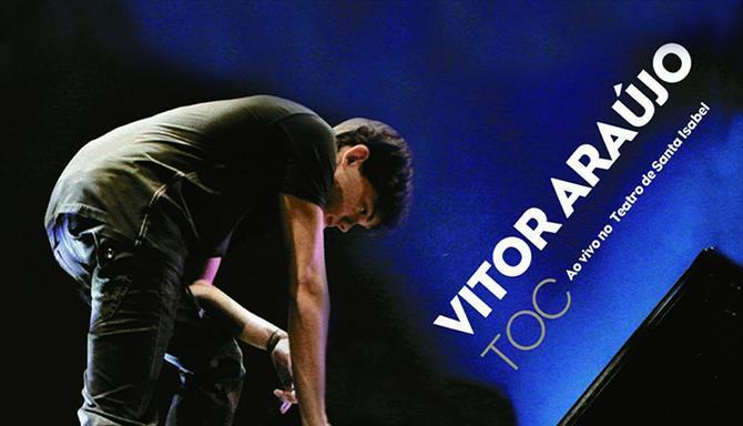 Vitor Araújo - Toc Ao Vivo em Santa Isabel