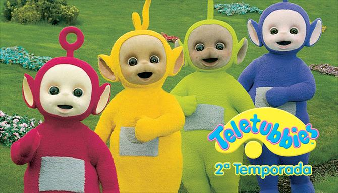 Teletubbies - 2ª Temporada