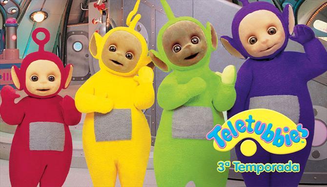 Teletubbies - 3ª Temporada