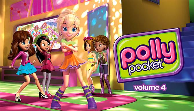 Polly Pocket - Volume 4