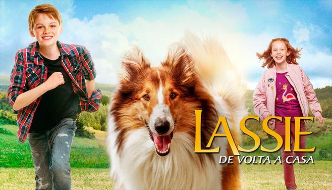 Lassie de Volta a Casa