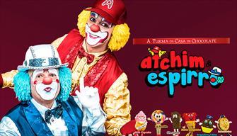 Atchim e Espirro - Casa de Chocolate