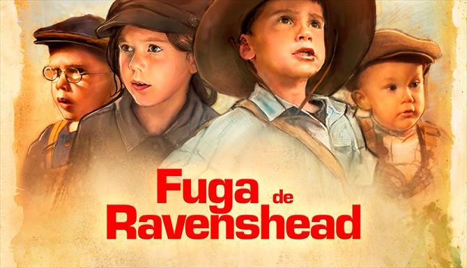 Fuga de Ravenshead