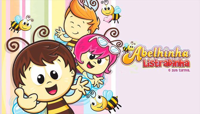 Abelhinha Listradinha