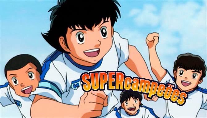 Super Campeões - Rumo ao Sonho