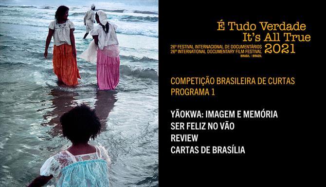 Competição Brasileira de Curta-Metragens 1