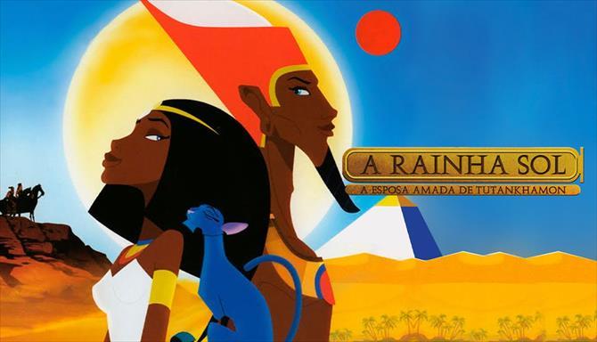 A Rainha Sol - A Esposa Amada de Tutankhamon