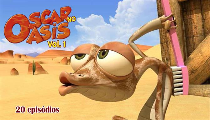 Oscar no Oásis - Volume 1