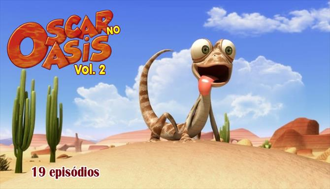 Oscar no Oásis - Volume 2