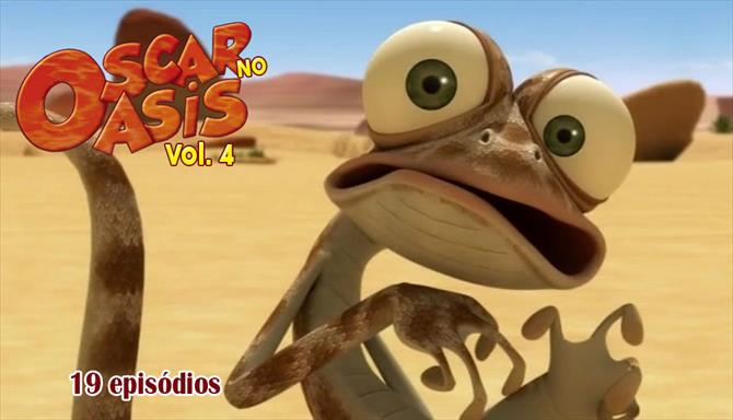 Oscar no Oásis - Volume 4