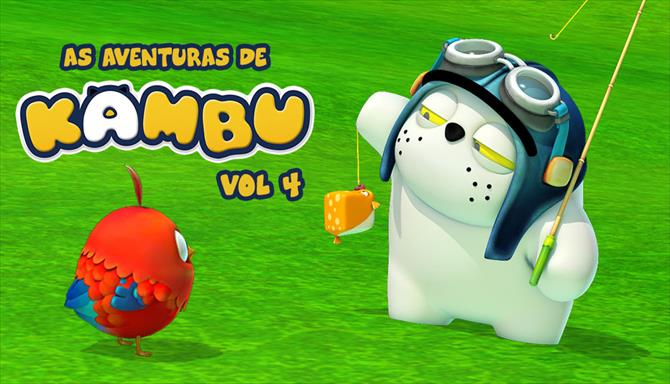 As Aventuras de Kambu - Volume 4