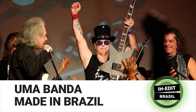 Uma Banda Made in Brazil