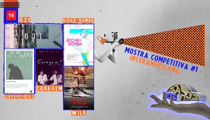 Mostra Competitiva Interamericana - Sessão 1